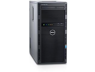PowerEdge T130塔式服务器 - 让工作井然有序并提高工作效率